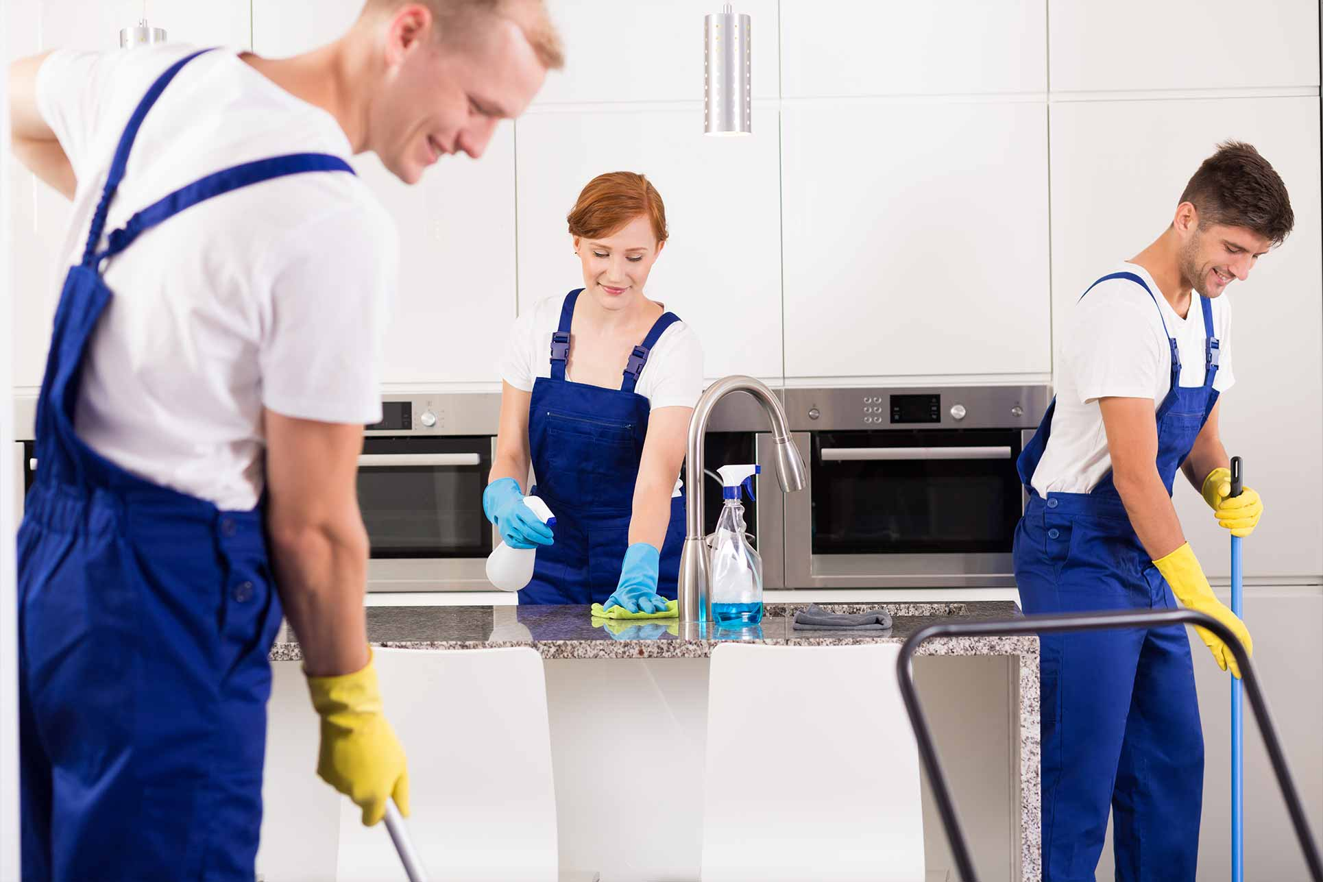 Janitorial Cleaning Service